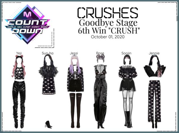 "Crushes (호감) ""CRUSH"" GoodBye Stage 6th Win"