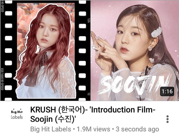 Krush Soojin profile