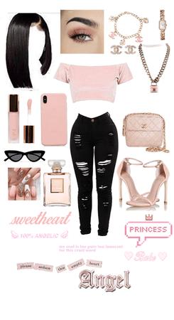 Pink Plush