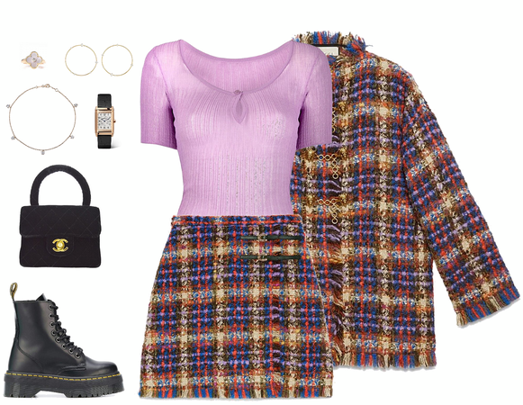 what I'd wear if I was in CLUELESS