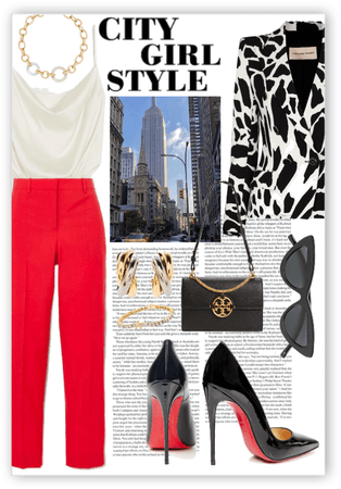 Styling in the city