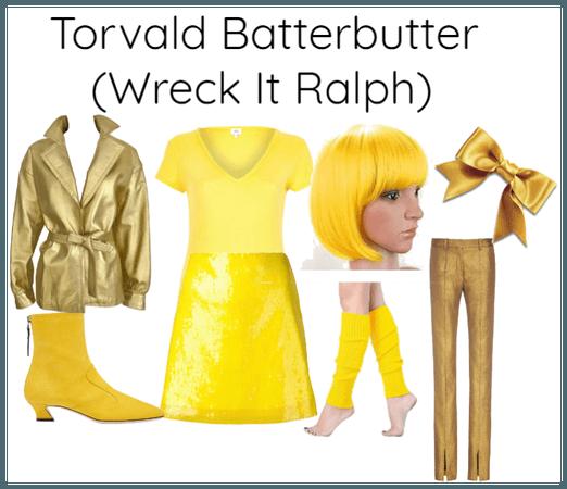 Torvald Batterbutter (Wreck It Ralph)