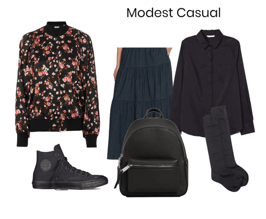 Everyday Modest Casual #2