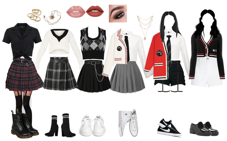 Just One Day Outfits