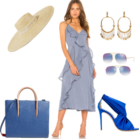 Dressy Summer Outfit!