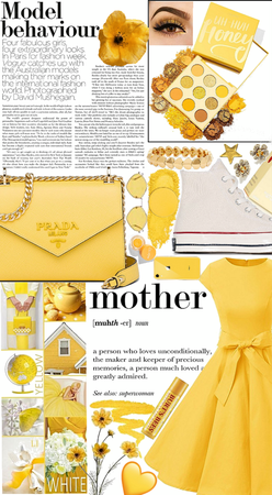 Mellow Yellow Mothers Day!✨