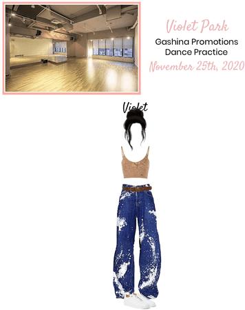 VioletPark _ Gashina Dance Practice