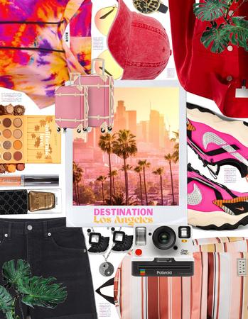 Next Destination: Los Angeles (OOTM 5.19.2021)