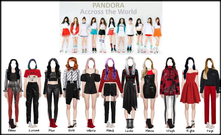 PANDORA Tokyo Dome Act 3