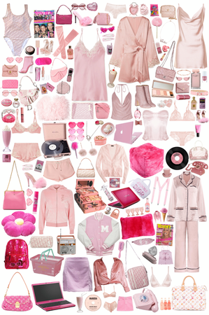 pretty in pink baby