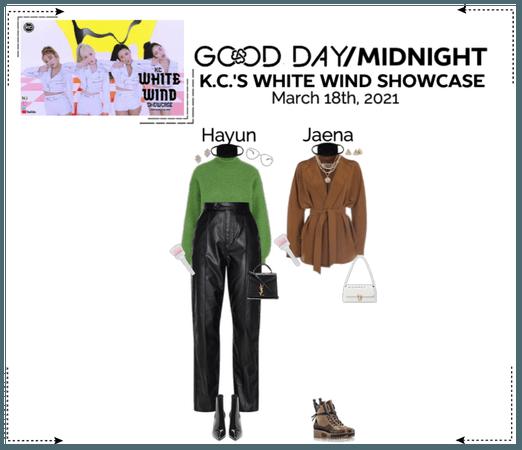 GOOD DAY (굿데이) [MIDNIGHT] K.C.'s 'White Wind' Showcase