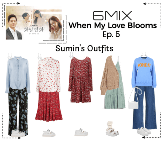 《6mix》When My Love Blooms - Ep. 5