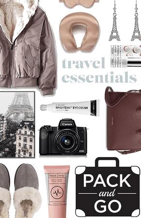 pack for paris