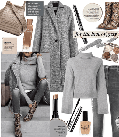 For the Love of Grey