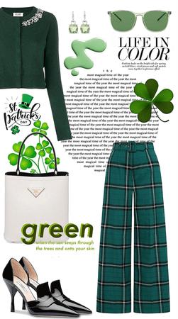 Erin Go Green