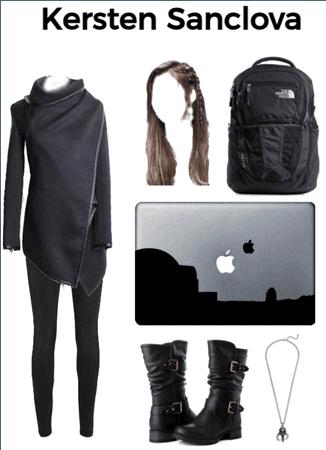 Kersten Sanclova Outfit
