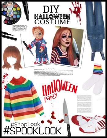Spooklook   Chucky