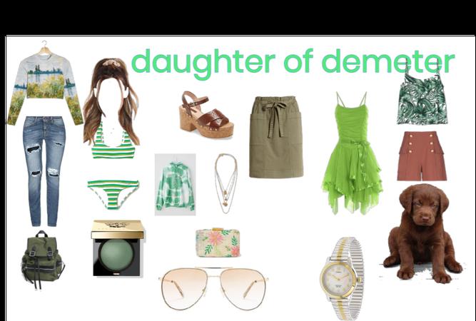 daughter of demeter