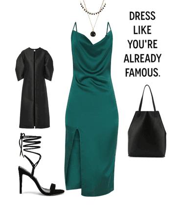 Dress like you're already famous!