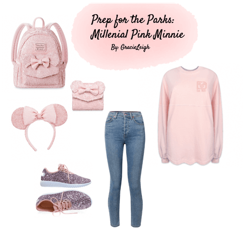 Prep for the Parks: Millennial Pink Minnie