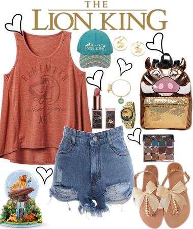 lion kink