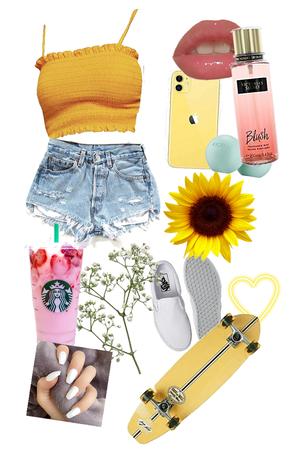 summer break  outfit