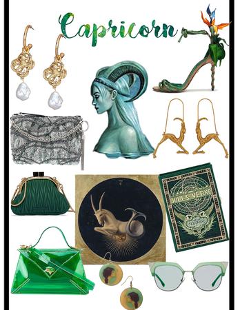 Capricorn Accessories