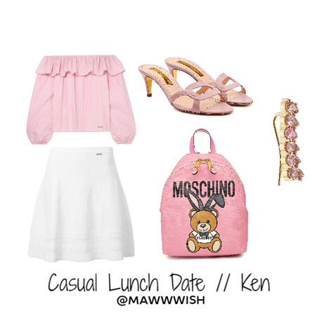 VIXX // Casual Lunch Date with Ken