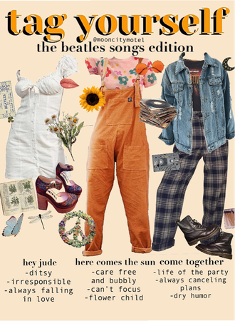 the beatles // ty