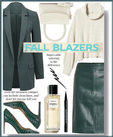 Fall blazers III.