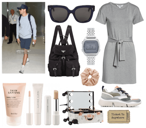 Airport w/ Niall