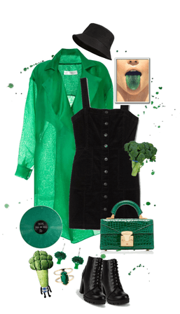 Black and Green!