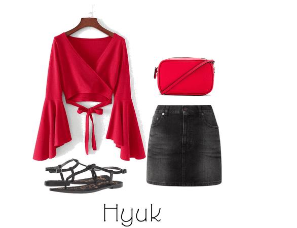 Date with Hyuk | Vixx