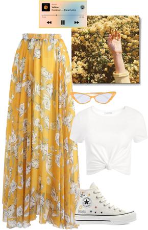Yellow picnic