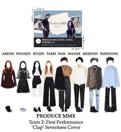 Produce MMX [프로듀스 MMX] Episode 1-4