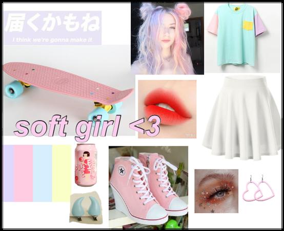 korean soft girl