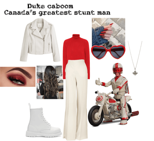 Duke Caboom Canada's Greatest Stuntman