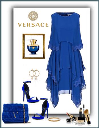 Electrifying Versace
