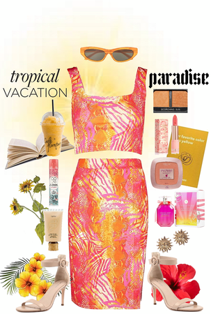 Tropical Vacation in Paradise