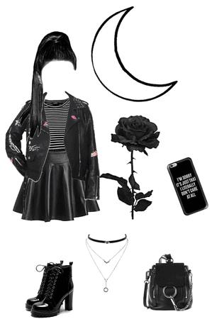 my dark style