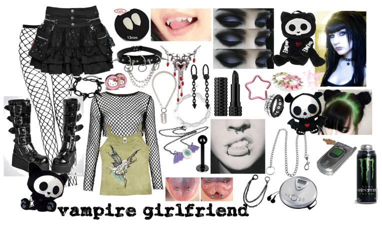 vampire girlfriend
