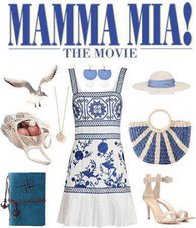 MAMMA MIA🇬🇷💙🤍