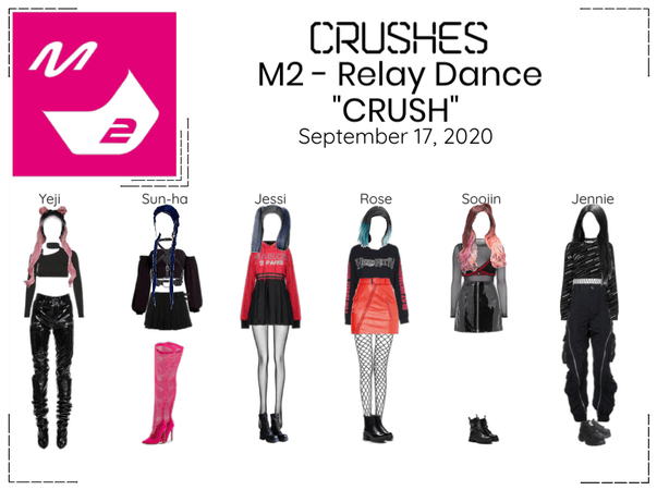 Crushes (호감) M2 YouTube Video - Relay Dance