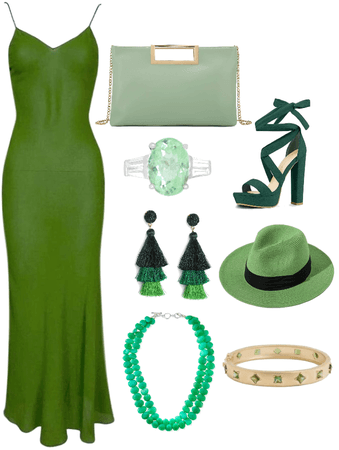 Green vibes💚
