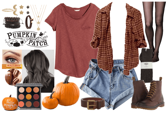 Pumpkin Spice, Flannels and Brown Leather