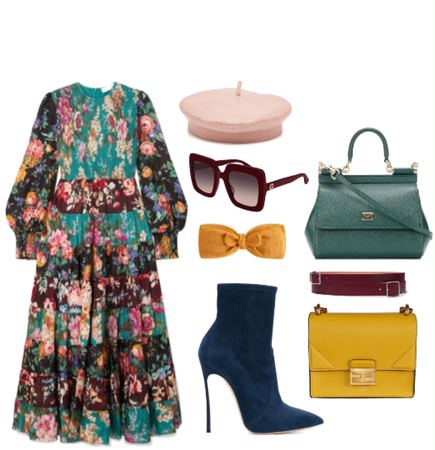 fall into floral