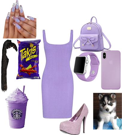 purple slay
