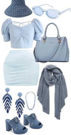 blueberry sunshine ~