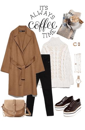 coffee run☕️