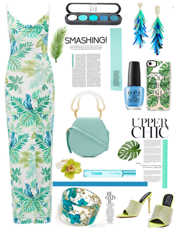 Upper Chic/tropical vibes